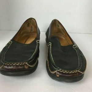 Johnston & Murphy Men Leather Shoe 9.5 M